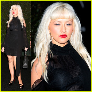 Christina Aguilera is a Bright Beautylight
