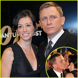 Daniel Craig Brings Solace To Germany