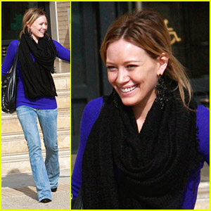 Hilary Duff Twinkles For Twilight