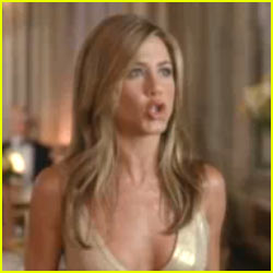 Jennifer Aniston Sings Happy Birthday -- VIDEO