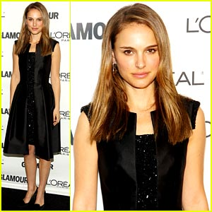 Natalie Portman - Glamour Women of the Year Awards 2008