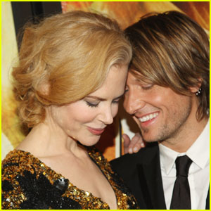 Nicole Kidman &#038; Keith Urban Cozy Up