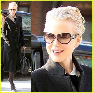 Nicole Kidman is a Danish Transsexual