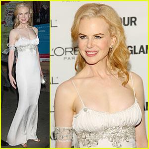 Nicole Kidman - Glamour Women of the Year Awards