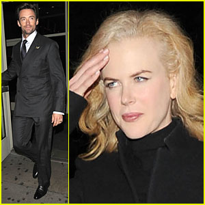 Nicole Kidman is a Screen Queen