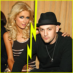 Paris Hilton & Benji Madden Split