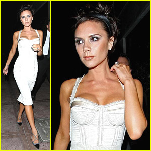 Victoria Beckham Will Make It To Milan
