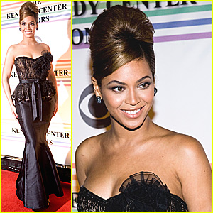 Beyonce is Beehive Beautiful