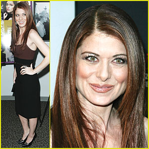 Debra Messing Does Damage