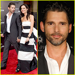 Eric Bana: Salt-and-Pepper Beard!