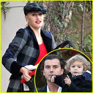 Gwen Stefani's Post-Christmas Special