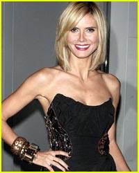 Heidi Klum Gets Hot Haircut
