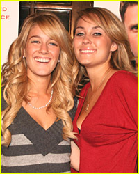 Heidi Montag and Lauren Conrad Cry Together
