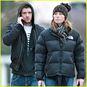 Justin Timberlake &#038; Jessica Biel: Thanksgiving in Memphis!