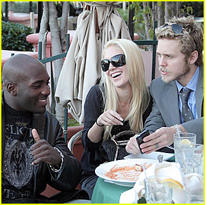 Spencer Pratt Shoots MMA, UFC Reality Show