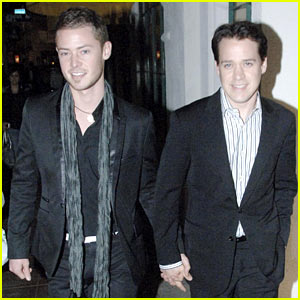 T.R. Knight: Boyfriend and Benjamin Button!