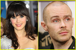 Zooey Deschanel Engaged!