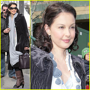 Ashley Judd: Sunglasses at Sundance