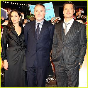 Brad Pitt & Angelina Jolie Take It To Tokyo