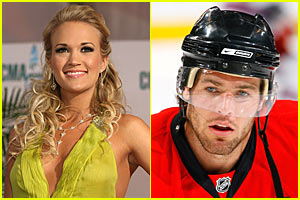 Carrie Underwood &#038; Mike Fisher: New Couple?