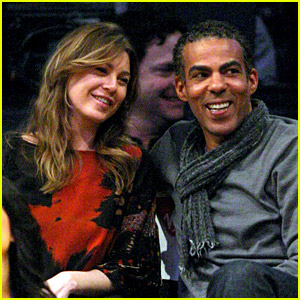 Ellen Pompeo Loves The Lakers