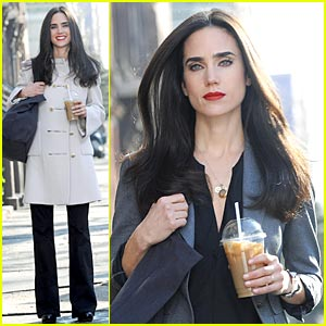 Jennifer Connelly Films Revlon Commercial