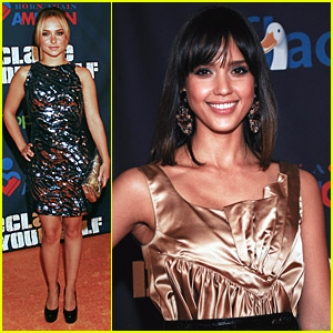Jessica Alba & Hayden Panettiere Are Born Again Americans