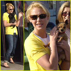 Katherine Heigl: Adopt a Pet!