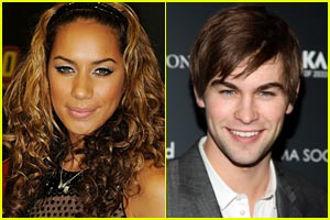 Leona Lewis: Chace Crawford is Super Talented!