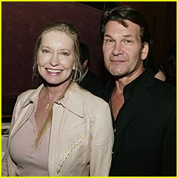 Patrick Swayze To Pen Book