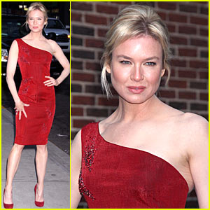 Renee Zellweger Crushes on Carter