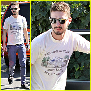 Shia LaBeouf Eyes IHOP