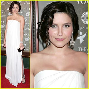 Sophia Bush - Art of Elysium 2009