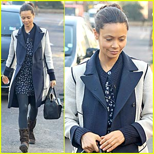 Thandie Newton: 2012 Delays!