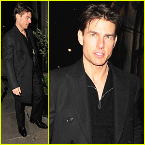 Tom Cruise: Suri is Super!