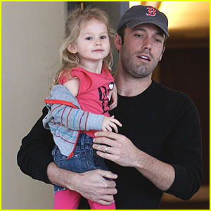 Violet Affleck: Reading, Writing, Red Sox!