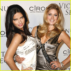 Adriana Lima and Doutzen Kroes: What is Sexy?