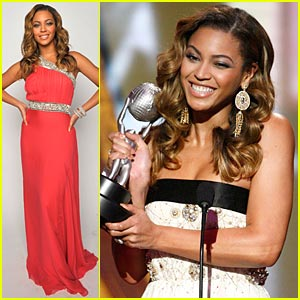 Beyonce Wins NAACP Image Award