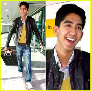 Dev Patel is a Daily Show Star