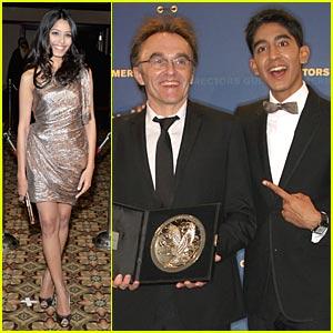 Freida Pinto - Directors Guild of America Awards