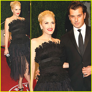 Gwen Stefani Gets Chanel Chic