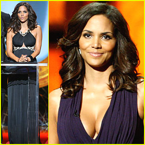Halle Berry is a NAACP Knockout