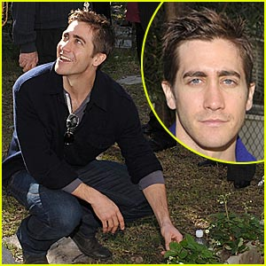 Jake Gyllenhaal Goes Global Green