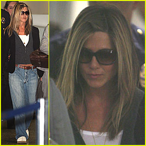 Jennifer Aniston: Oscar Yesterday, Gone Today