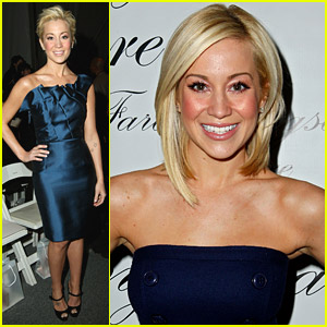 Kellie Pickler Picks Fashion Week