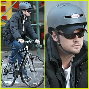 Leonardo & Lukas: Biking Buddies