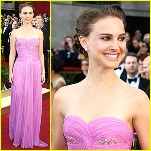 Natalie Portman -- Oscars 2009