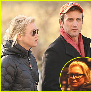 Renee Zellweger & Dan Abrams Couple Up