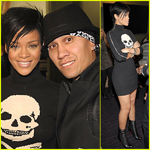 Rihanna & Black Eyed Peas Team Up