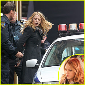 Blake Lively: Arrested!!!
